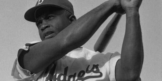 Today in Afro History ! Jackie Robinson breaks baseball's color barrier in 1945 !