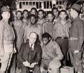 """Today in Afro History ! Alabama drops rape charges against four of the so called """" Scottsboro Boys"""" in 1937"""