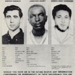 Today in Afro History ! Civil rights workers, Andrew Goodman, James Chaney, and Mickey Schwerner are murdered in Mississippi by Klu Klux Klan in 1964.