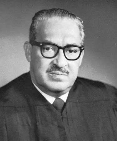 Today in Afro History ! U.S. Supreme Court Justice, Thurgood Marshall retires in 1991 !