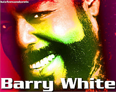 Barry White photo