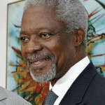 Today in Afro History ! Kofi Annan is elected as the Secretary General of the United Nations in 1996 !