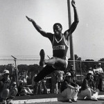 Today in Afro History ! Carl Lewis breaks world indoor long jump record in 1984 !
