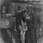 Today in Afro History ! The Fifteenth Amendment to the U.S. Constitution is ratified in 1870, which granted voting rights regardless of race.