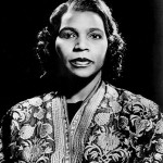 "Today's Afro Birthdays ! Opera singer, Marian Anderson ! NBA player, James Worthy ! Saxophonist, Dexter Gordon ! Singer, Rozonda ""Chilli"" Thomas ! NFL player, Chandler Jones ! NBA player, Devin Harris !"