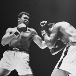 Today in Afro History ! Boxer, Muhammad Ali defeats Sonny Liston for the Heavy Weight championship in 1964 !  Elijah Muhammad passes away in 1975.