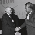Today in Afro History ! South African President, F.W. de Klerk lifted the ban against anti-apartheid groups such as the African National Congress and committed to releasing Nelson Mandela in 1990 !