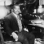 Today in Afro History ! Marcus Garvey, an Afro Jamaican born in St. Ann's Bay Jamaica, arrives in America in 1916 !