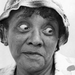 Today's Afro Birthdays ! Comedian,  Moms Mabley !  NFL player, EJ Manuel !  NFL player, Ahmad Bradshaw !  Actor, Philip Daniel Bolden !