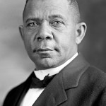Today's Afro Birthdays !  Author/Educator, Booker T. Washington ! Former Secretary of State / U.S Army General, Colin Powell !