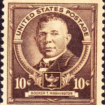 Today in Afro History ! Booker T. Washington becomes the first Afro American to have his picture put on U.S. Postage Stamp in 1940 !
