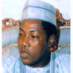Today in Afro History ! Ibrahim Bare Mainassara (President of Niger) was assassinated in 1999 !
