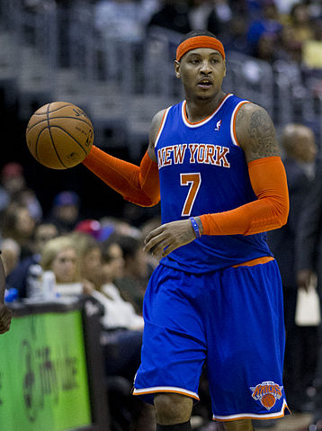 Today's Afro Birthdays ! NBA player, Carmelo Anthony !  Singer, Rebbie Jackson ! Singer, Latoya Jackson ! Comedian, Earthquake !