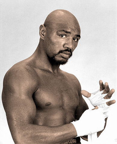 Today's Afro Birthdays ! Boxer, Marvelous Marvin Hagler ! Singer/Actor, Scatman Crothers ! Singer, Maxwell !