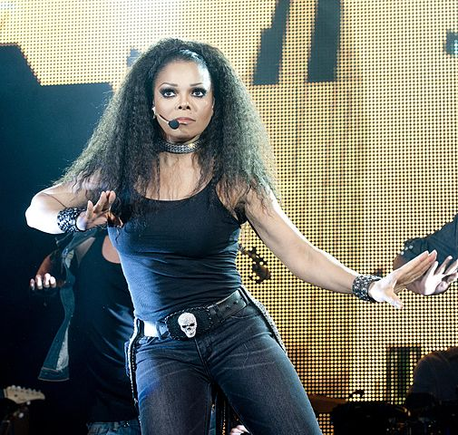 Today's Afro Birthdays ! Singer, Janet Jackson ! Congressman, John Conyers Jr. !