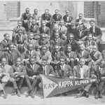 Today in Afro History ! Kappa Alpha Psi Fraternity founded in 1911.