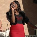 Today's Afro Birthdays !  Singer, Naturi Naughton ! Rapper, Busta Rhymes !