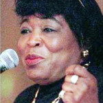 Today in Afro History ! Dr. Betty Shabazz, (wife of Malcolm X) passes away in 1997.