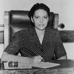 Today in Afro History ! Jane Bolin becomes the first Afro American woman Judge in the United States. She was appointed by N.Y.C Mayor Fiorello LaGuardia to The Court of Domestic Relations in 1939 !