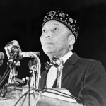 Today in Afro History ! Nation of Islam leader, Elijah Muhammad calls for the establishment of an Afro American State in 1960 !  Jazz Pianist Bud Powell passes away in 1966.