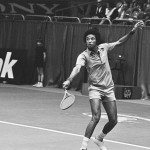 Today in Afro History ! Arthur Ashe becomes the first Afro American to win the mens singles title at Wimbledon in 1975 !