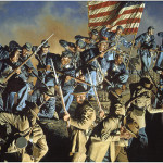 Today in Afro History ! The 54th Massachusetts Infantry Regiment that was composed of Afro American solders, attack Fort Wagner in 1863 !