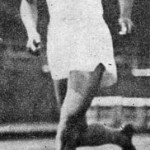 Today in Afro History ! John Woodruff wins Gold Medal in the 800m run, at the 1936 Olympic Games !