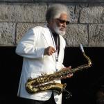 Today's Afro Birthdays !  Jazz saxophonist, Sonny Rollins !  NBA player, Antonio McDyess !  Singer, Gloria Gaynor !  Rapper, Easy E !