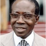 Today in Afro History !  Leopold Sedar Senghor becomes the first elected president of Senegal in 1960 !