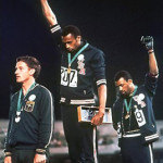 Today in Afro History ! Tommie Smith and John Carlos perform the Black Power Salute at the 1968 Olympics ! The Million Man March on Washington in 1995 !