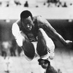 Today n Afro History ! Bob Beamon breaks the world long jump record at the 1968 Olympics. which remained unbroken for 22 years !
