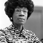 Today in Afro History! Shirley Chisholm becomes the first Afro American woman elected to U.S. Congress in 1968 !
