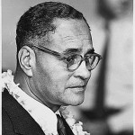 Today in Afro History ! Ralph Bunche becomes the first Afro American to be awarded the Nobel Peace Prize in 1950 !
