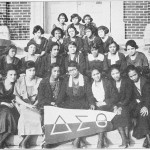 Today in Afro History ! Delta Sigma Theta Sorority founded at Howard University in 1913 !