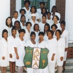 Today in Afro History ! Alpha Kappa Alpha Sorority founded at Howard University in 1908 !