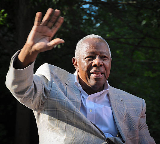 534px-Hank_Aaron_-_Baseball_HOF_Induction_2013